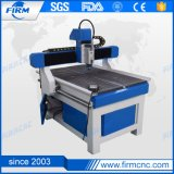 Вырезывание MDF PVC древесины рекламируя гравировальный станок CNC