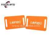 PVC sans contact S50 S70 Balise clé RFID avec forme/taille personnalisée