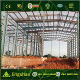 ISO 전 설계된 강철 작업장 건물