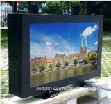 機械を広告する55インチの壁屋外LCD