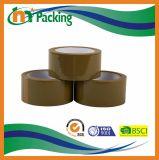 カートンのシーリングのためのブラウン卸し売りBOPP包装テープ