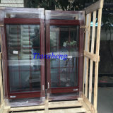 Ventana abierta de manguera de aluminio de Hot Sales