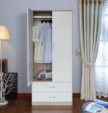 Garderobe met 3 Deuren en 2 Laden