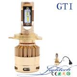 自動LEDのヘッドライトH4が付いている工場サーキット・ボード車LEDライト