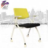 훈련 의자를 접히는 쓰기 정제 /Fashionable를 가진 회의실 의자