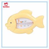 Mètre mignon en plastique de la température d'eau de lavage de Bath de sûreté de vente en gros de bébé
