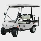 Vehículo utilitario para carrito de golf EEC con panel solar (2 + 2 asientos)