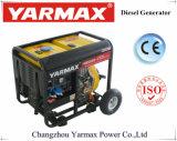 Catalogue des prix à moteur diesel Ym8500eb-II de générateur de l'électricité monophasé 5kVA 6kVA à C.A. de Yarmax