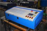 De haut grade Cotnrol DSP 128m de la mémoire de l'écran LCD 40W 300x200mm de la table de travail graveur laser CO2