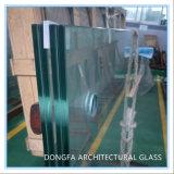 Duidelijk Extra Duidelijk Laag Ijzer/het Berijpte Kleur Aangemaakte Glas van de Bouw