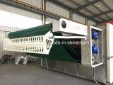 Textilfertigstellungs-Maschinerie entspannen sich trocknende Maschine sich entspannen trockenere Soem-Fabrik