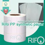Высокое качество Rifo гибкие смещение Версия для печати бумага с RoHS из синтетических материалов