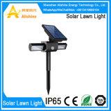 luz solar impermeable al aire libre de 30W LED para la lámpara del césped del jardín