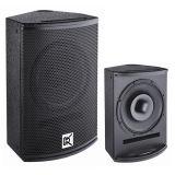 De passieve Luide Spreker van de Spreker + van het Systeem van de Spreker Portable+Sound