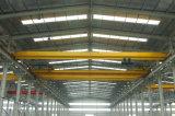 Guindaste aéreo da grua da ponte de viga de 10 toneladas