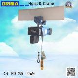 3m/m6 250 kg palan électrique à chaîne européenne avec la suspension