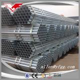 Tubo de acero galvanizado de la construcción de la INMERSIÓN caliente de la marca de fábrica de Youfa