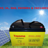 Gel solaire Battery 12V 200ah Cycle Solar Battery 12V