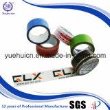 2016 productos populares en Yuehui Company imprimieron la cinta de empaquetado