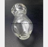 3.94 Zoll-transparentes Glaswasser-Rohr der Filter-Wiederanlauf-Huka