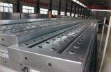 Il fornitore di plancia d'acciaio
