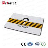 Protetor Contra-roubo RFID do Cartão de Crédito da Carteira Que Obstrui o Cartão da Luva