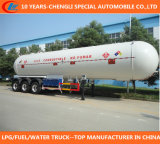 50cbm 3-Axle LPG Tank Semi Trailer