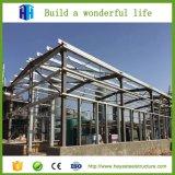Grandes edifícios com estrutura de aço de fábrica de calibração manual das empresas da China