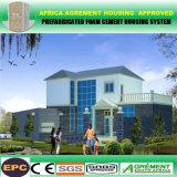 Vorfabriziertes Büro-Anpassungs-Licht-Stahlfertighaus-Aufbau-Schule-Klassenzimmer