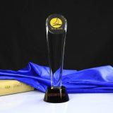 Het Glas van het Kristal van de cilinder Award&Trophy voor Ambacht