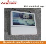 Affichage TFT LCD 18,5 pouces écran LCD de l'élévateur de la publicité passager Media Player Lecteur vidéo multimédia de réseau WiFi Full HD LED de couleur la signalisation numérique