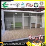 Prefabricados de bajo coste de la casa del contenedor de envío (XYJ-01)