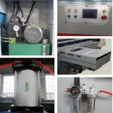 쌓인 베니어 또는 장식적인 물자 소작인 절단기 CNC 유압 베니어 합판 단두대 깎는 기계