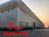 Poste de manoeuvre Megatyro 750kv de ligne de transmission de l'acier de structure de la tour