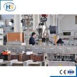 Plastik-EPDM Gummitabletten-horizontale Wasser-Ring-Strangpresßling-Maschine