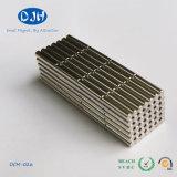 magneet van NdFeB van de Cilinder Stinered van de Zeldzame aarde van 3*15mm de Magnetische Materiële