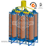 Rampa espiral do equipamento da redução do minério do cromo