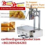 Machine de Churros de prix usine de matériel de restauration/machine automatique de Churros avec du ce