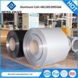 Bobina de alumínio revestido de cores para as ligas de alumínio Porta de segurança da porta do obturador do Rolete