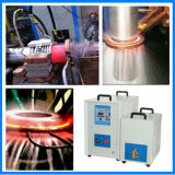 産業使用された高周波誘導加熱装置(JL-50)