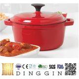 Чугунные суп посуда для приготовления пищи с высоким качеством