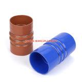 OEM bosse en caoutchouc de silicone tube / flexible de liquide de refroidissement carburant Viton Bend / tuyau coudé de réducteur