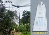 30W réverbère solaire économiseur d'énergie complet de l'intense luminosité DEL