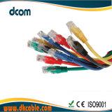 UTP Cat5e/FTP/CAT6 Cable Cable con conector RJ45