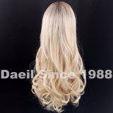 긴 Malaysian 여자 머리 가발