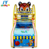 Elektronische Basketball-Säulengang-Spiel-münzenbetriebenmaschine