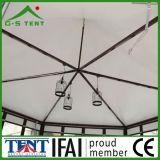 Gazebo del giardino del riparo di Pavillion della Camera della tenda dell'alluminio 4X4m