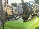Грузоподъемник двигателя нефти аэродромный автопогрузчик газа 3 тонн
