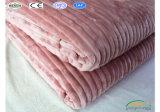 Banda del panno morbido della flanella/delicatamente coperta di Sherpa dell'assestamento impresse inverno impresse poliestere