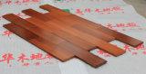Revestimento moderno da madeira contínua do Teak da forma